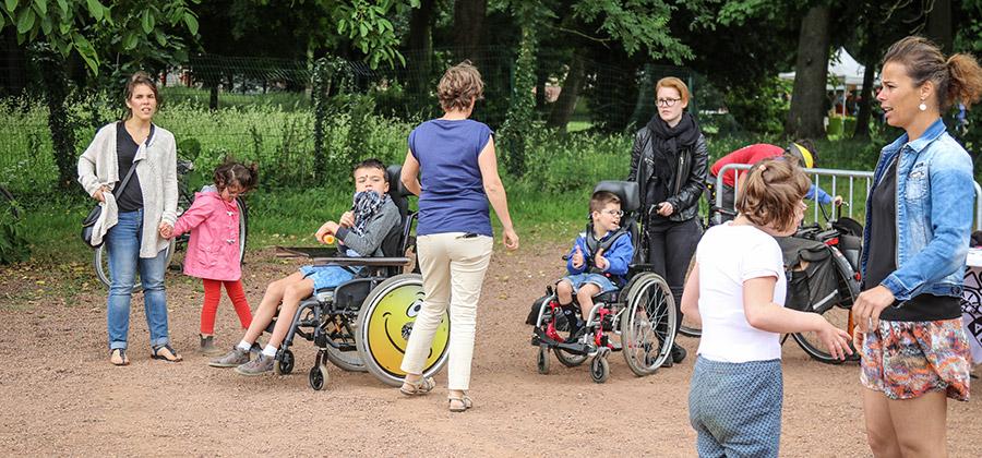 Le fond de dotation PUSH vient en aide aux personnes handicapées