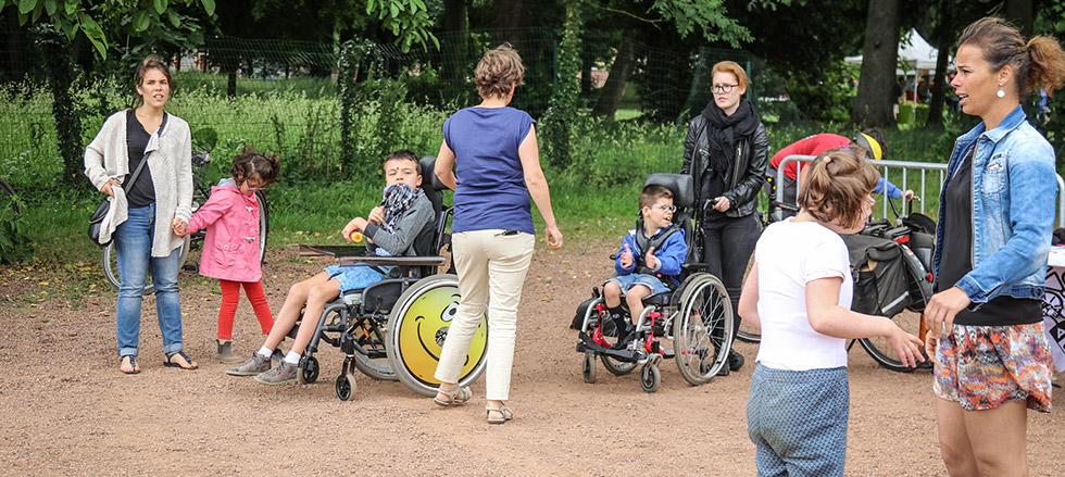 Le fonds de dotation vient en aide aux familles et soutiens les associations en lien avec le handicap