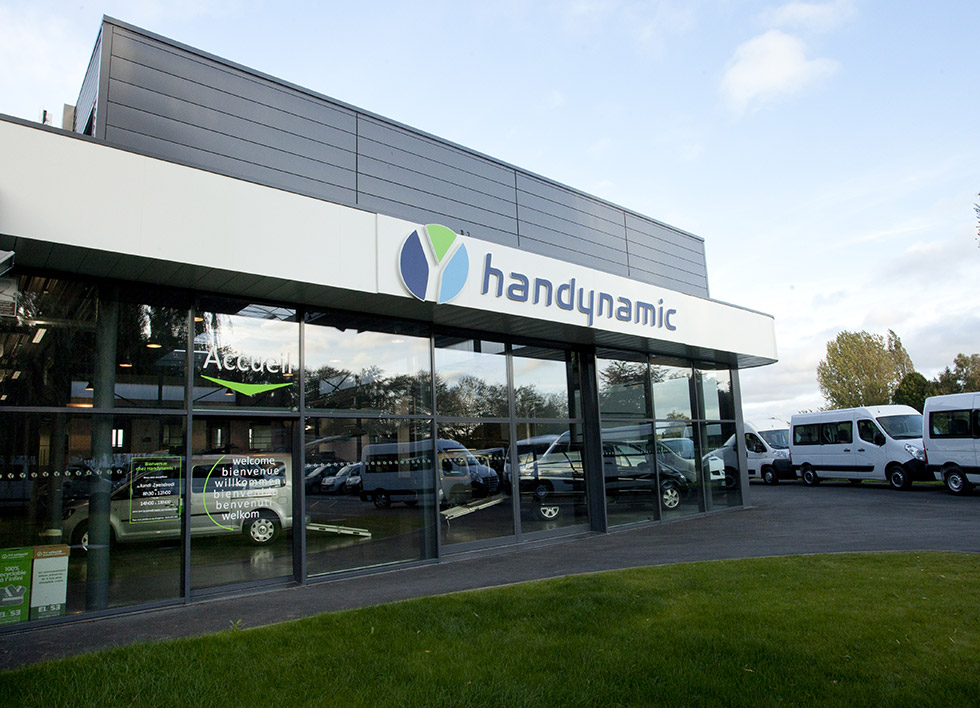 Showroom Handynamic Seclin