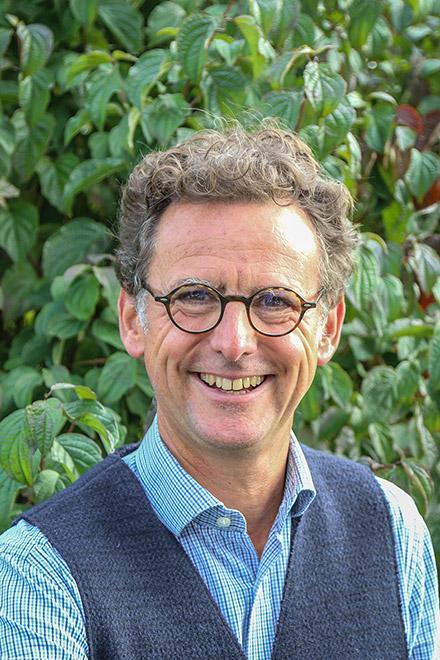 Sylvain Mas, membre du fonds de dotation Push