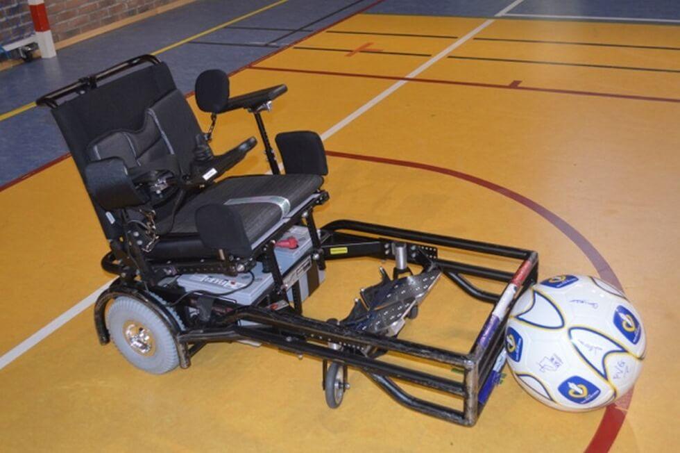 fauteuil de compétition 1